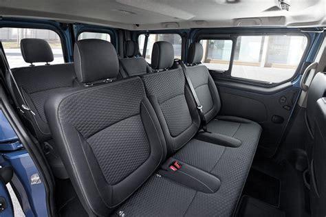 2015 Opel Vivaro Tourer Pack Details Machinespider Com