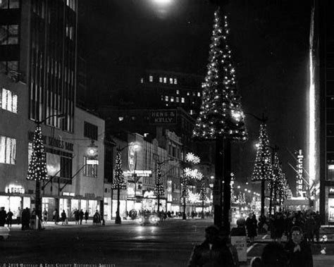 christmas in buffalo ny pictures buffalo and vintage on