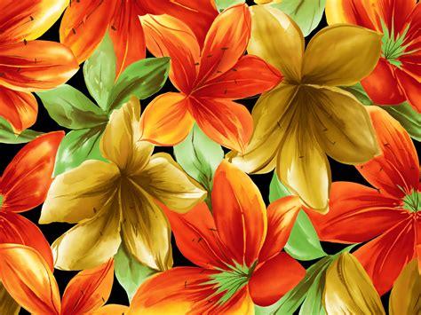 paintings of flowers high quality desktop wallpaper downloads amazing flower