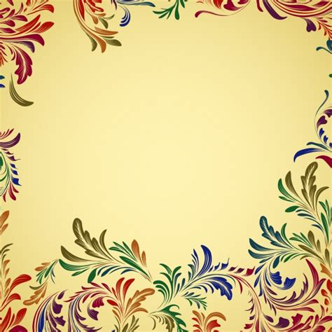 decorative background decorative background design vector free