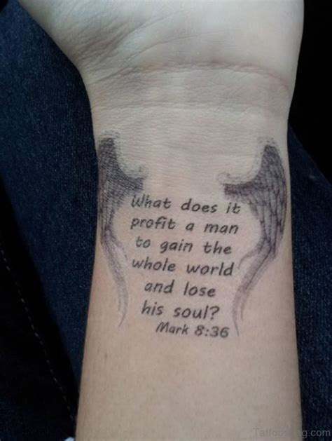 bible verse tattoos on wrist 100 best wrist tattoos