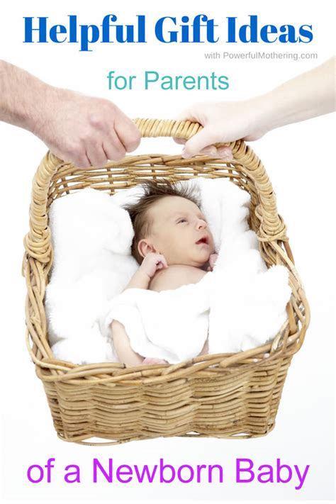 Gift Card Ideas For Parents - gift ideas for parents of a newborn baby