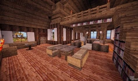 minecraft interior design minecraft living