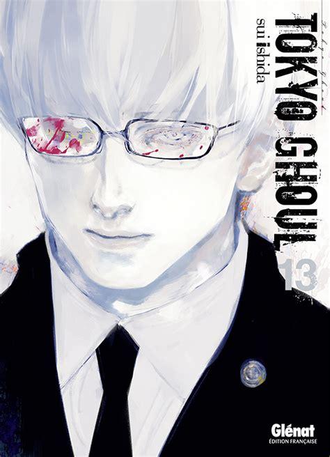 vol 13 tokyo ghoul news
