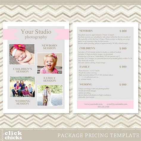 17 Best Ideas About Photography Price List On Pinterest Canon Photography Photography And Videography Price List Template