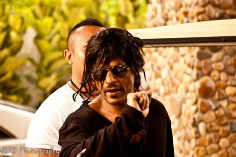 ShahRukh Khan's New Look for upcoming DON2 Movie ...