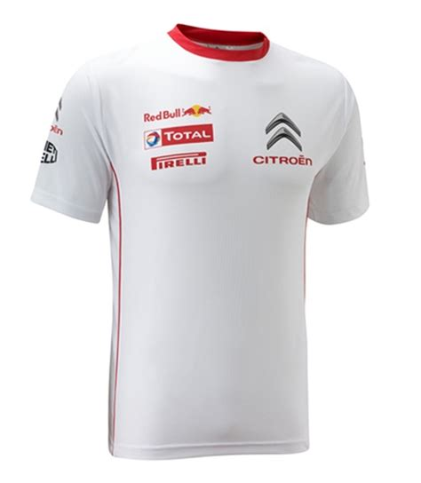 3 Cool World Rally Team Gifts For Your by T Shirt Wrc Citroen Racing World Rally Team New White S Ebay