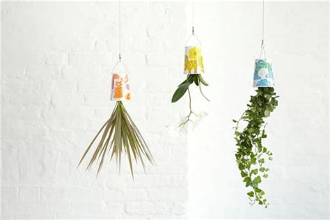 Colorful Hanging Planters by Hanging Planters And Container Garden Ideas For Indoors