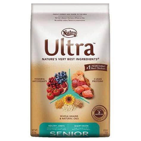 nutro senior food senior supplies petcarerx