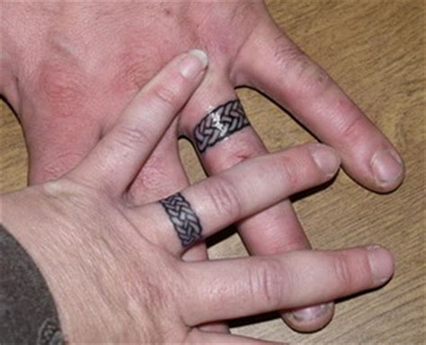 finger tattoo won t stay tattooed wedding rings pics weddingbee