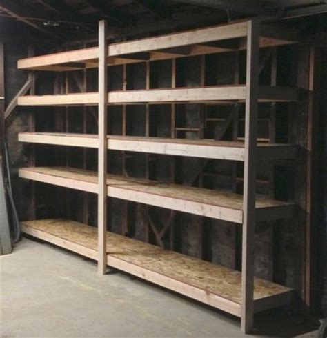 Shop Shelving Storage Shelves For The Garage Shop By Southhollow