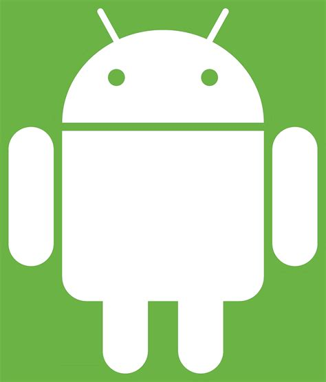 to android android logos