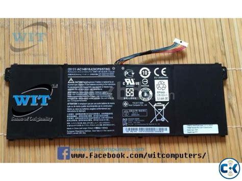 Best Seller Acer Es1 132 New Product Proc Dual N3350 acer aspire v5 122p v5 132 v5 132p es1 511 ac14b18j battery clickbd