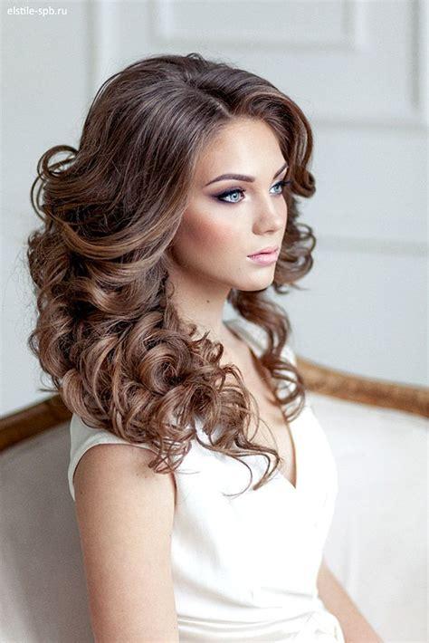wedding hairstyles  long hair wedding wedding makeup  inspiration