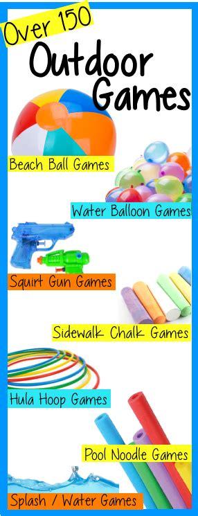 backyard activities for tweens outdoor games kids tweens teens and adults