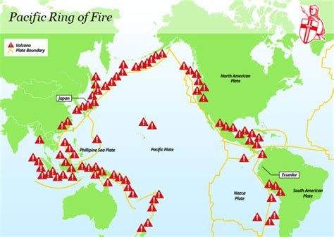ring of fire ring of fire map where is the bali volcano terrifying