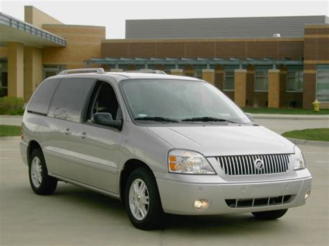 blue book used cars values 2006 mercury monterey engine control image gallery mercury minivan
