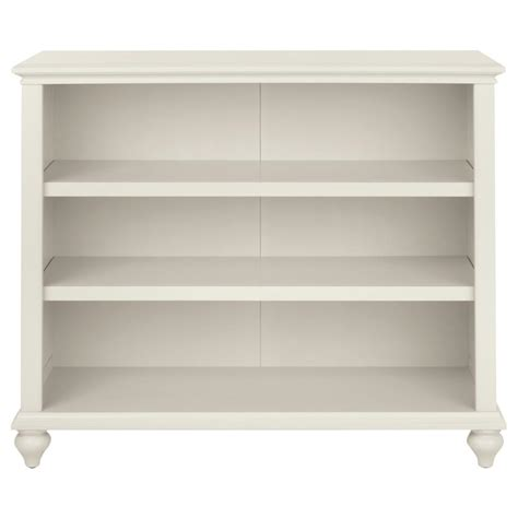white 5 shelf bookcase hton bay 5 shelf standard bookcase in white thd90004 1a