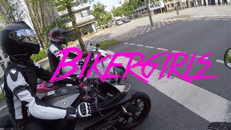 Motorrad Frau by Mit Frauen Motorrad Fahren Ist Viel Witziger Haha