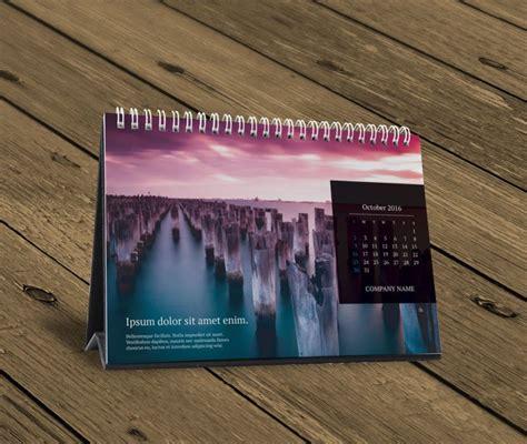 estate desk calendars desk table calendar 2016 design template kb10 w13d