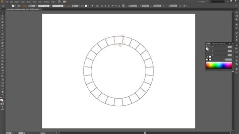 tutorial adobe illustrator cs5 bahasa melayu how to create a color wheel template in adobe illustrat