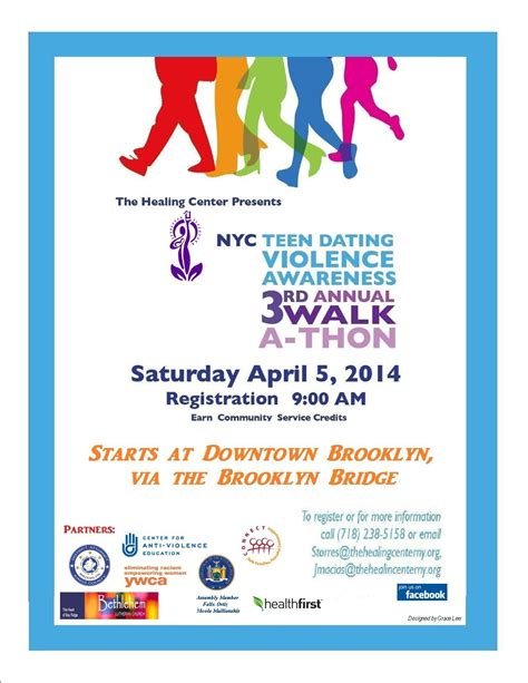 Walk A Thon Flyer Template Bethlehem Lutheran Church Bay Ridge Brooklyn Ny 11209