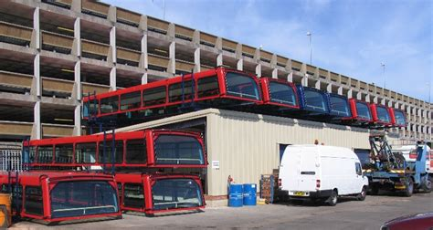 Six Car Garage by Oxford Amp Chiltern Bus Page Weekly News Update