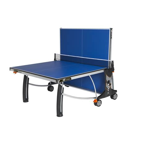 ping pong table wheels table tennis ping pong cornilleau indoor corner