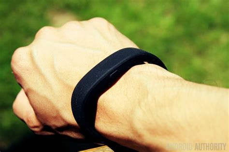 Sony Smartband Swr10 Black sony smartband swr10 review android authority