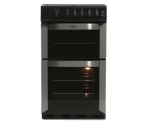 Buy BELLING FSG50DO Gas Cooker   Silver   Free Delivery
