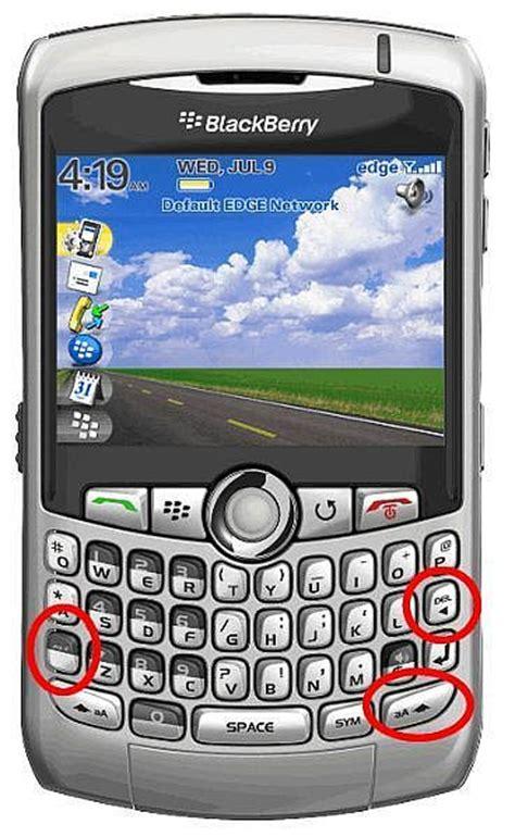 soft reset blackberry gemini hacer un soft reset a una blackberry 8310 foro proyecto