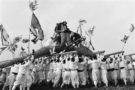 Gw 197 K 광주광역시 공식블로그 광주랑 1970년대 광주 183 남구 칠석마을 고싸움놀이 모습 광주랑
