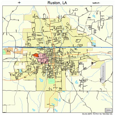 louisiana mapquest ruston la pictures posters news and on your