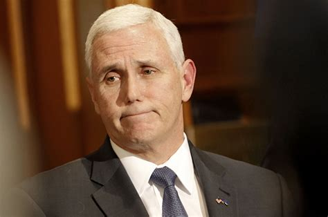 mike pence how mike pence used caign funds to pay his mortgage and lost an election newsday kenya
