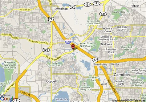 map of lewisville texas map of courtyard by marriott dallas lewisville lewisville