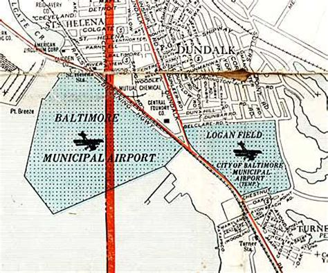 maryland map airports abandoned known airfields maryland southeastern