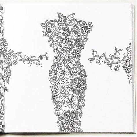 secret garden coloring book review 96 pages 2016 s floating lace adults colouring book secret