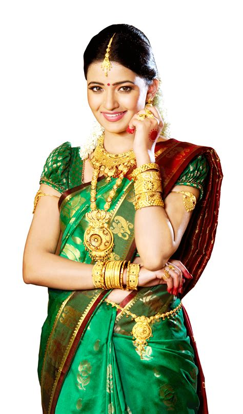 indian real girl in black transparent jewellery model png image png mart