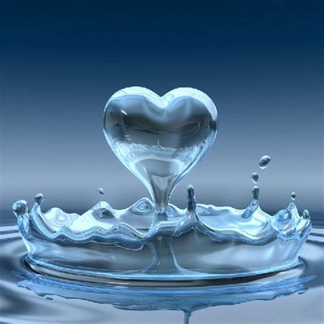How To Deep Clean House by Animated Water Heart Pictures Photos And Images For
