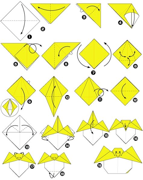 How To Make An Origami L - how to make origami