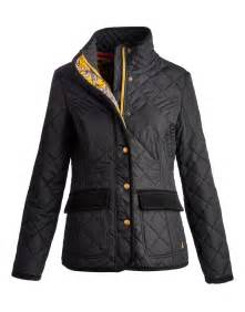 joules moredalenew womens quilted jacket in black jlstpw