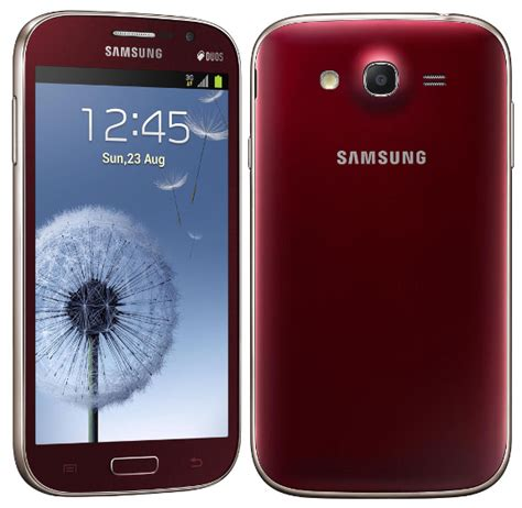 Led Samsung Grand Duos samsung galaxy grand duos now available in brown and