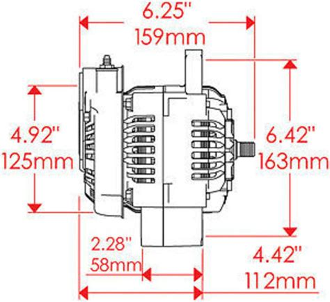 100 powermaster one wire alternator diagram dual