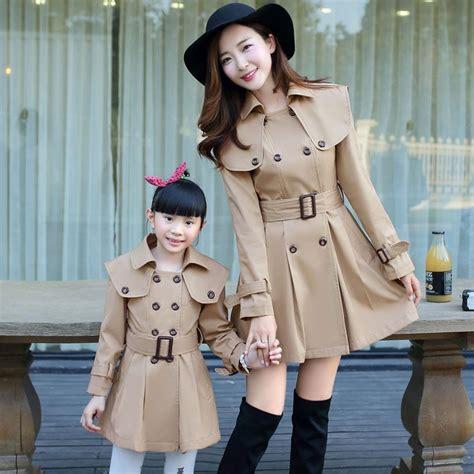 Jaket Anak Leo Cloth set jaket korea ibu dan anak korean coat jyw3012lighttan coat korea