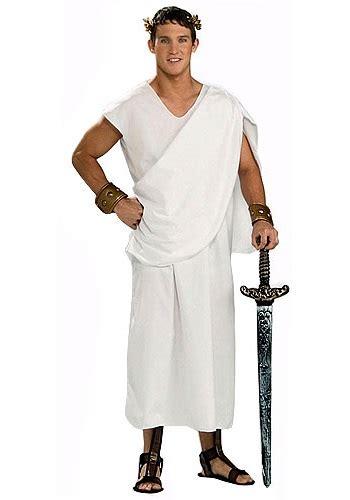 bed sheet toga mens toga costume roman toga costume