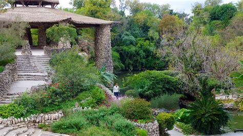 San Antonio Japanese Tea Garden by Sanamor Follow Me As I About The City I The
