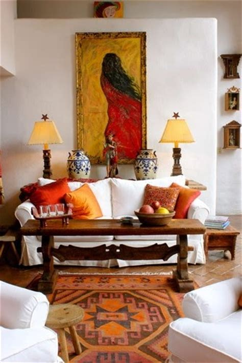 spanish home decor spanish style interiors