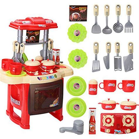 Kitchen Set For 3 webby kitchen set children kitchen toys large kitchen