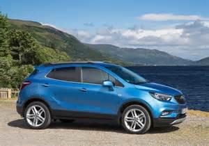 Opel Turkiye 2017 Yeni Opel Mokka X Design Oto Kokpit