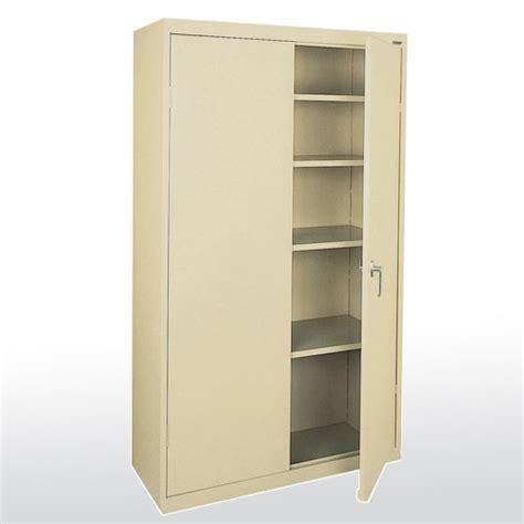 sandusky value line storage cabinet sandusky value line series storage cabinet w 4 fixed